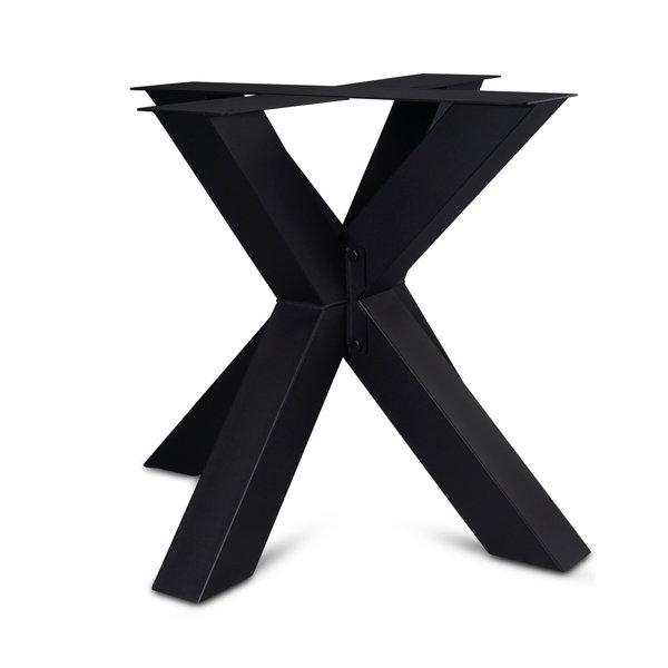 Tischgestell Stahl Kollektion von Eichenholzprofi >>